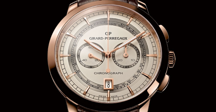 Front of Girard-Perregaux 1966 Column-Wheel dress watch