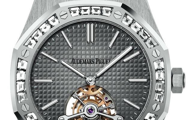 Audemars Piguet Royal Oak Tourbillon Extra-Thin dial