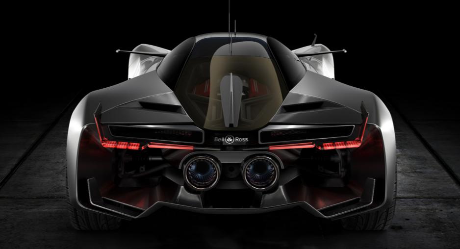 Bell & Ross Aero GT 2016 concept cars