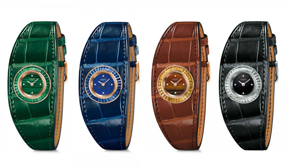Faubourg Manchette Joaillerie watches