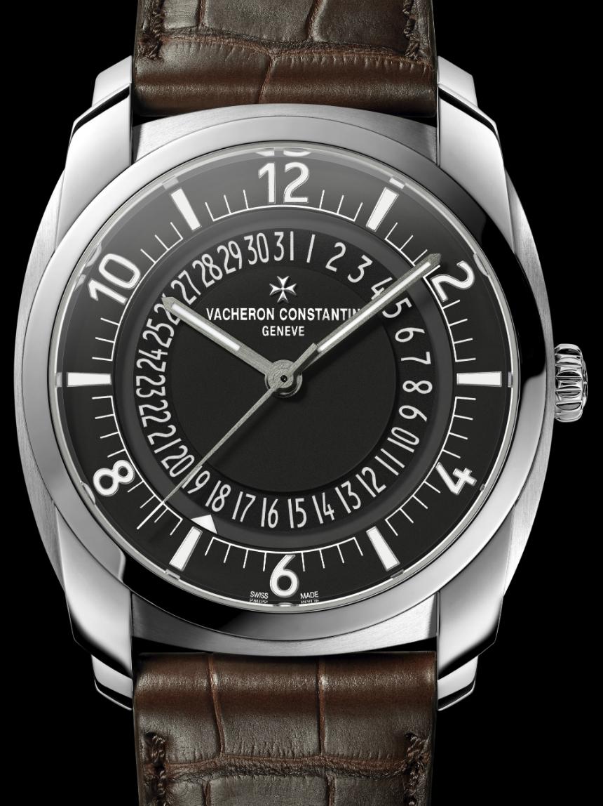 Vacheron Constantin Quai De L'Île Ref 4500S b196 watch