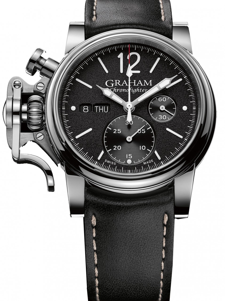Graham Chronofighter Vintage hands on
