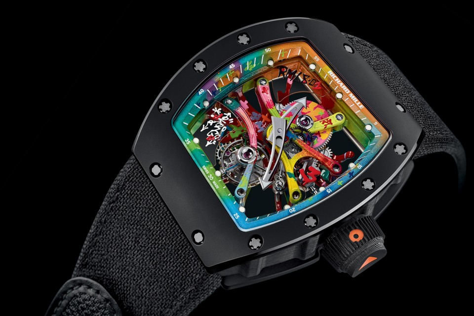 Side of Richard Mille RM 68-01 02