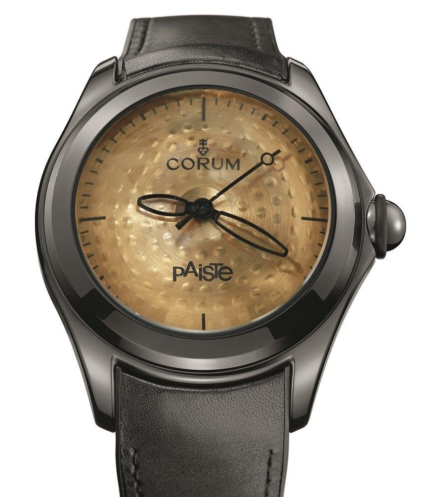 Corum Bubble Paiste & Bubble Op Art Watches Watch Releases
