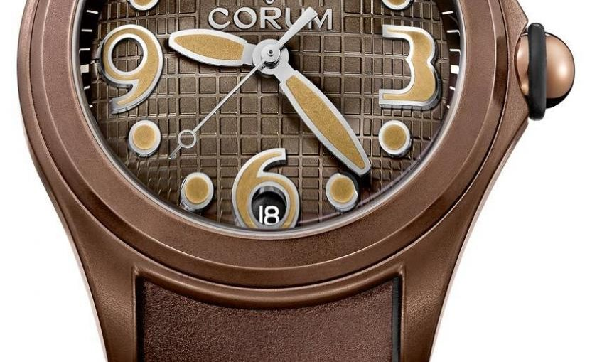 Corum Bubble Watch Is Back For 2015 Watch Releases