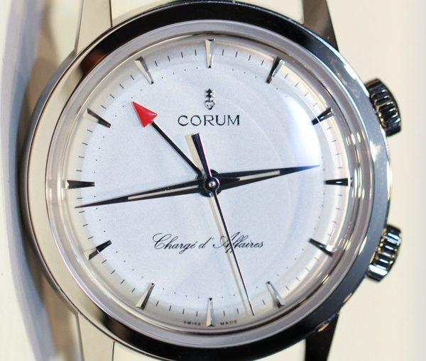 Corum Chargé d'Affaires Watch Hands-On Hands-On