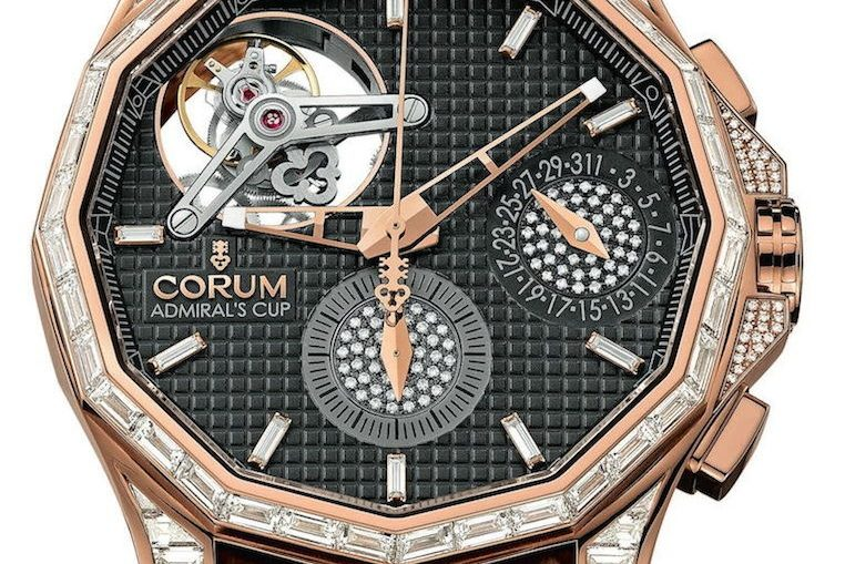 Corum Chronograph Tourbillon 47 Seafender: How The Admiral's Cup Lost Its Rank Watch Releases