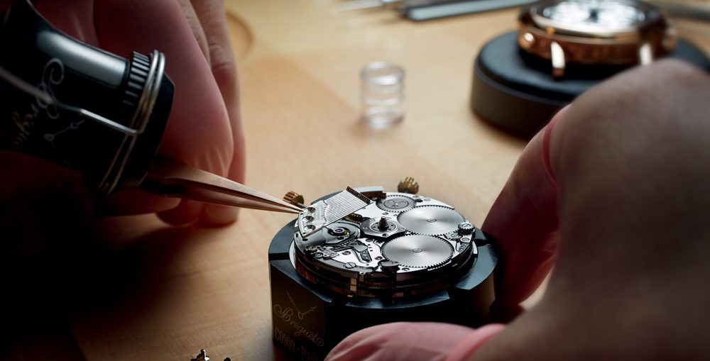 The Breguet Watches Wallpaper Heritage: A Hands-On Look At History, Manufacturing & Watches Inside the Manufacture