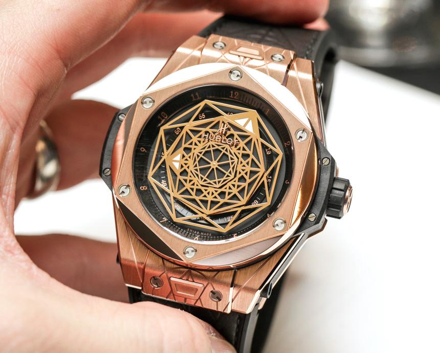 Hublot Big Bang Sang Bleu Watch Hands-On Hands-On
