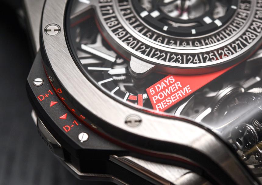 Hublot MP-09 Tourbillon Bi-Axis Watch Hands-On Hands-On