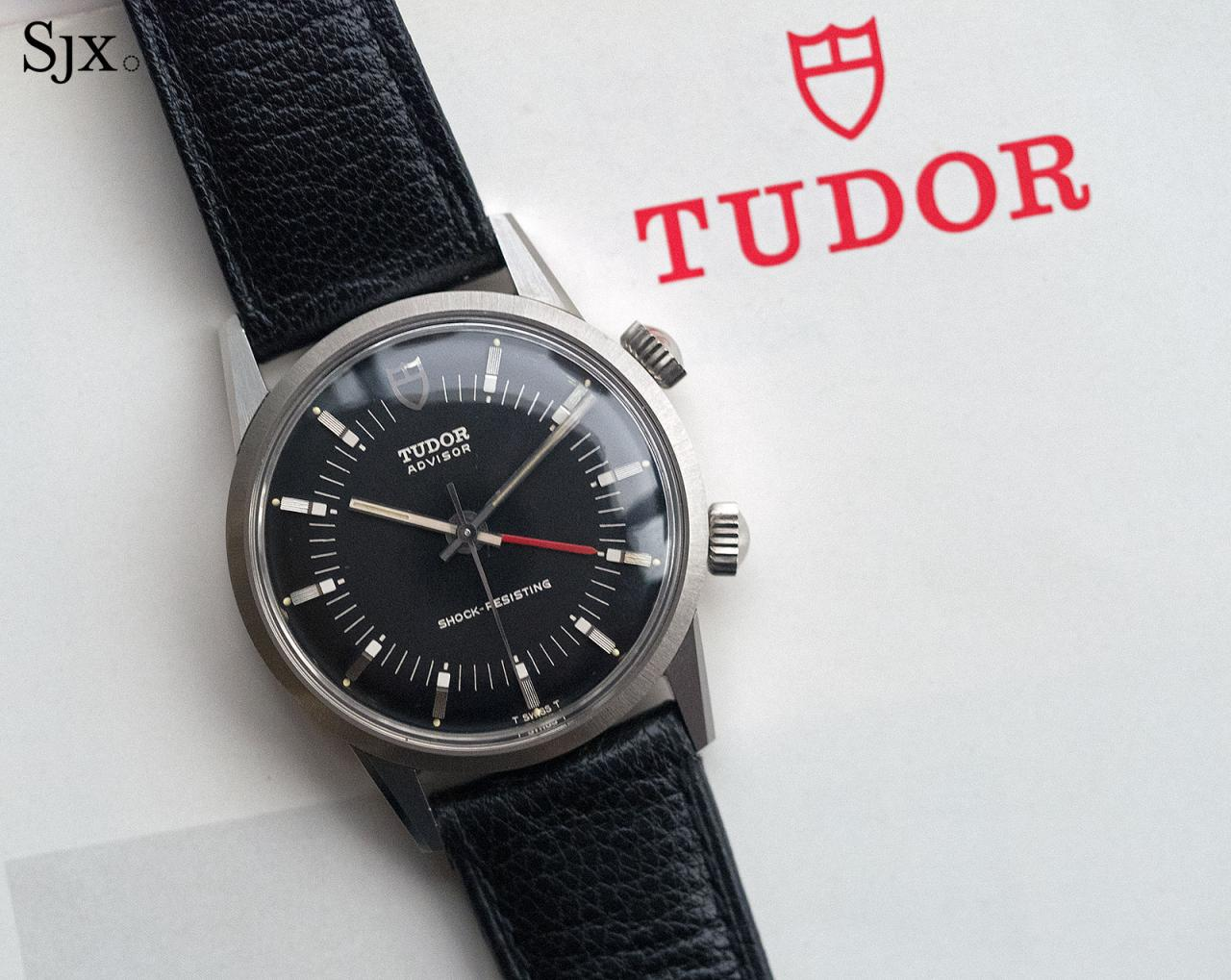 Tudor Advisor alarm ref. 10050 1