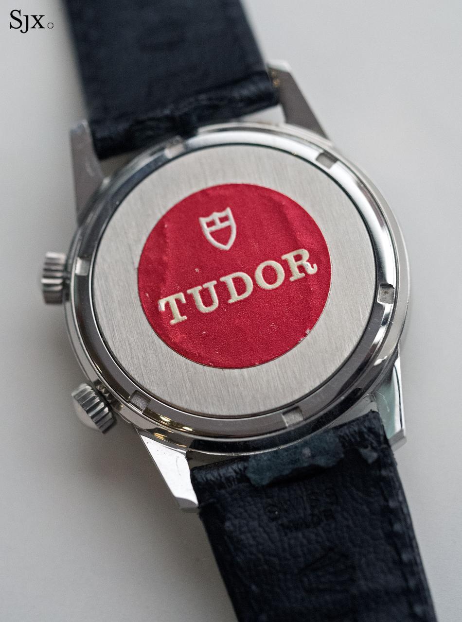 Tudor Advisor alarm ref. 10050 2