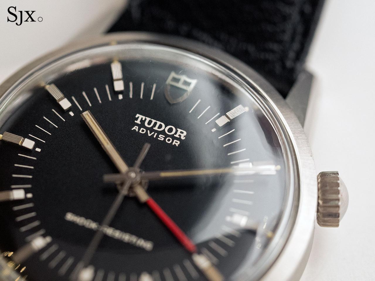 Tudor Advisor alarm ref. 10050 5