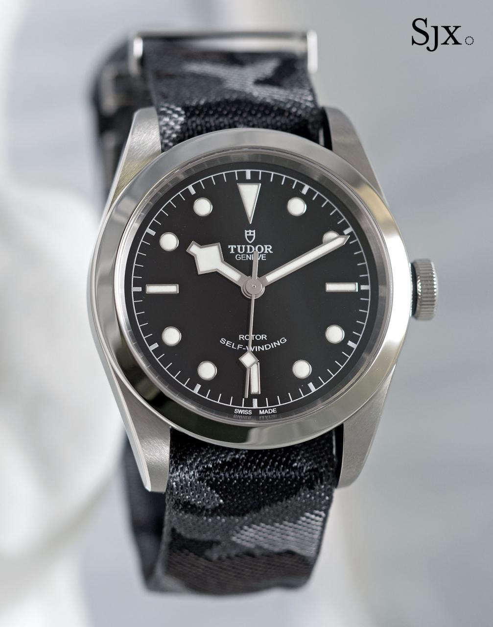 Tudor Black Bay 41-7