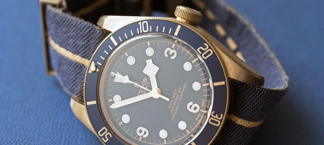 Tudor Black Bay Bronze Bucherer Blue 2