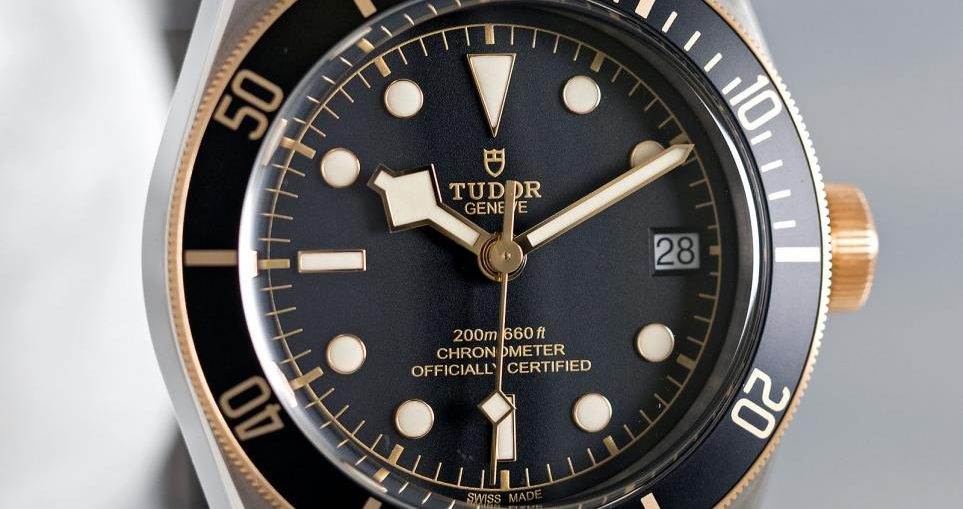 Tudor Black Bay S&G 79733N-2