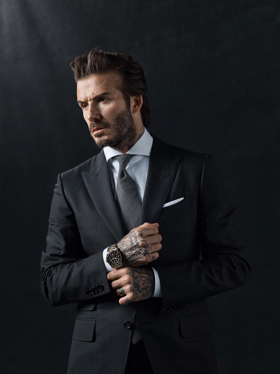 Tudor David Beckham 1