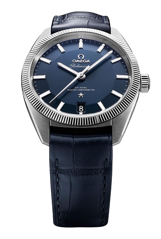 Omega_Globemaster_bluedial_front_560