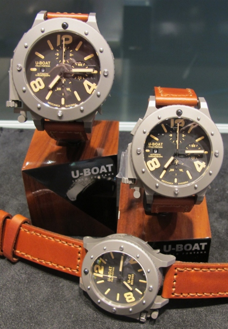 U-Boat-Watches