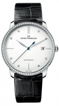 Girard-Perregaux: Classical Elegance 1966 Men's Watch