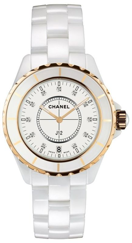 Chanel:J12 classic watch