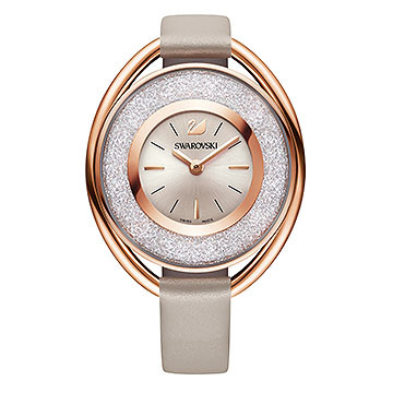 A Fancy Watch For Fashion Guys-Swarovski Timepiece