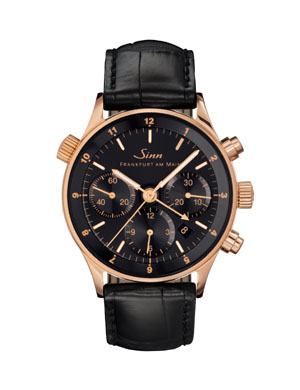 A Watch Has Many Honors-Frankfurt Financial District Watch