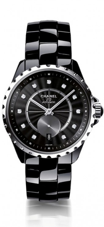 Chanel H4344 diamond watch