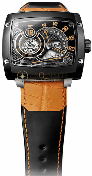 Stunning Hautlence With Multilayered Dial