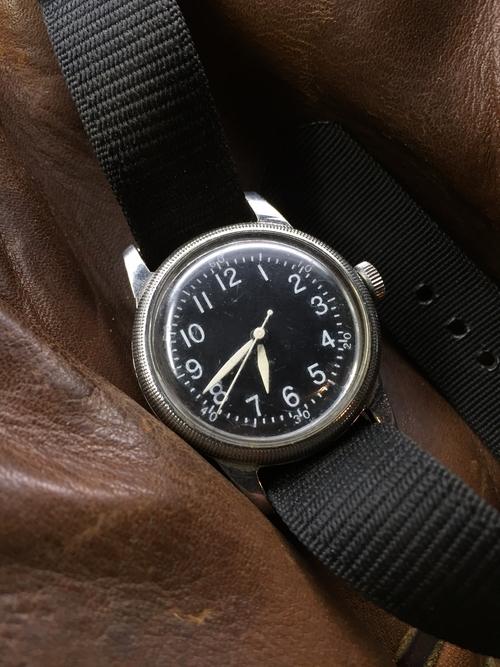 Rolex Vintage Watch-Waltham A-17