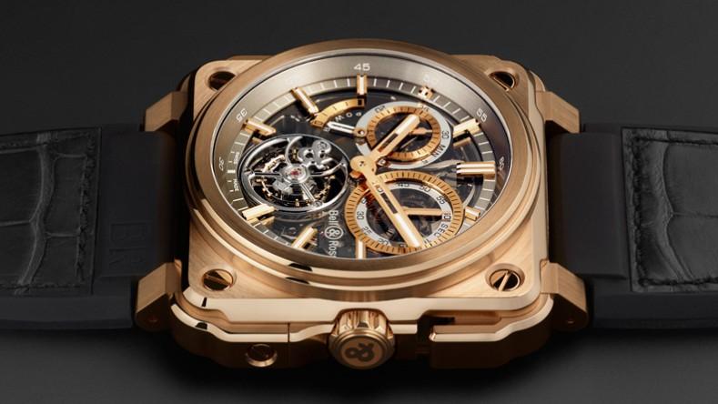 Bell & Ross Luxury Timepiece-BR-X1
