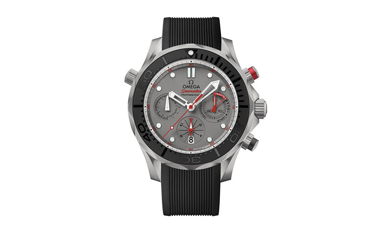 Wearable Omega Special Edition Watch For Diving