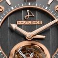 Hautlence tourbillon watch-tourbillon 01's dial 03