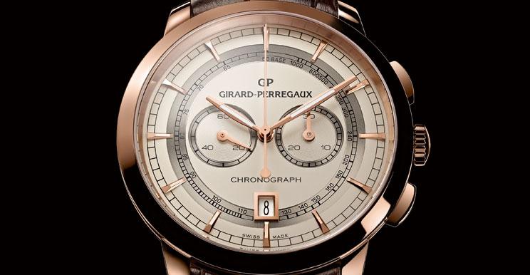 Front of Girard-Perregaux 1966 Column-Wheel dress watch
