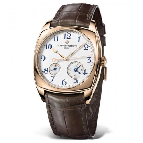 Side of Vacheron Constantin harmony 18k rose gold women's watch