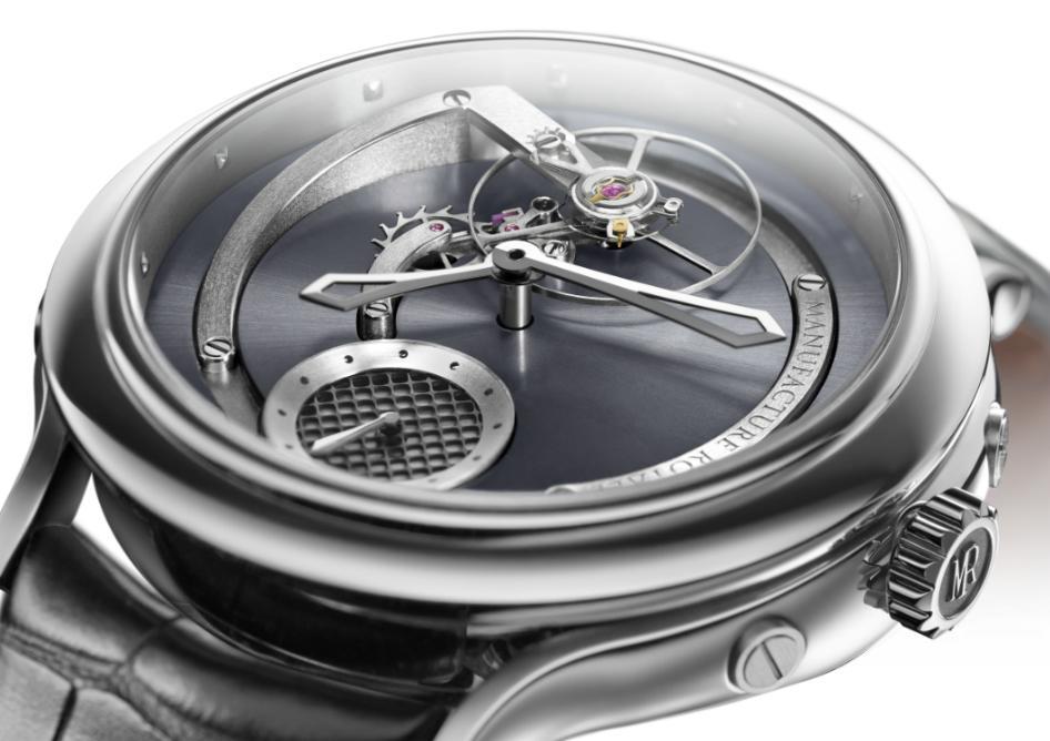 Supernatural Workmanship Watch-Manufacture Royale 1770 Voltige Watch
