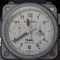 Bell & Ross BR 03 Rafale limited edition dial 02