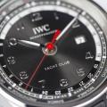 IWC Portugieser Yacht Club Worldtimer dial