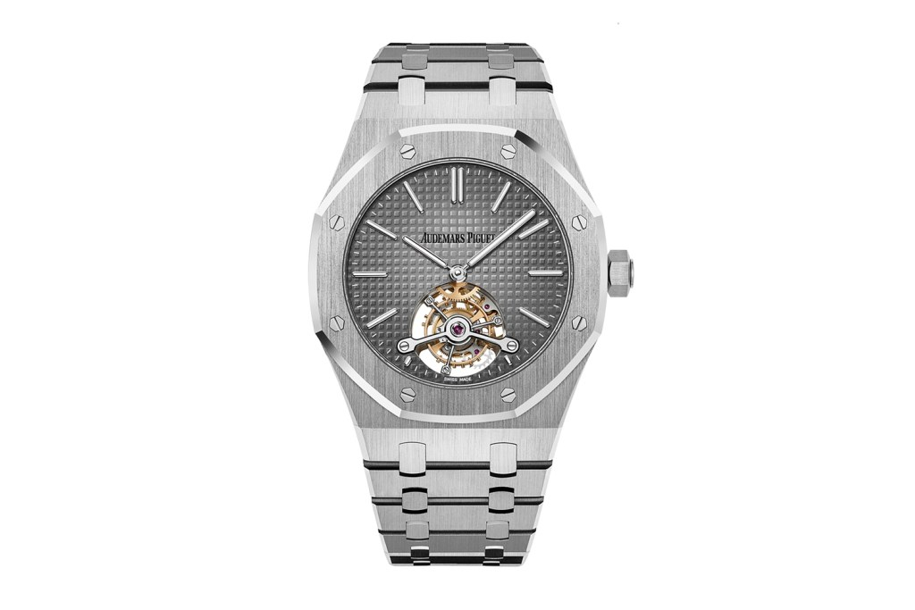 Front of Audemars Piguet Royal Oak Tourbillon Extra-Thin 02