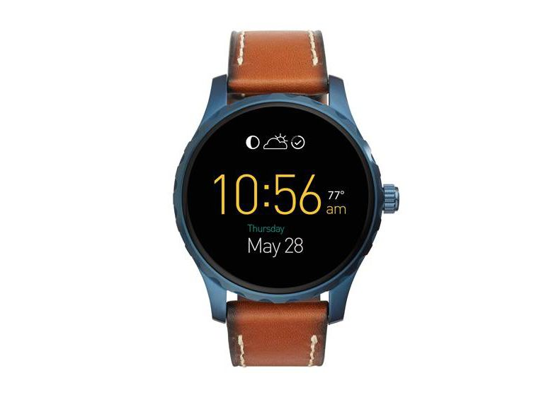 fossil smartwatch-The Q Wander 02
