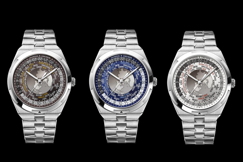 Vacheron Constantin Overseas World Time 7700V sports watch