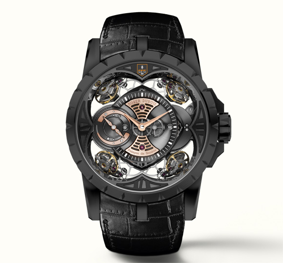 Roger Dubuis Excalibur Quatuor FFF Racing Team edition