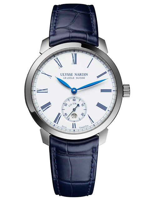 Ulysse Nardin Classico Manufacture 170th Anniversary Limited Edition