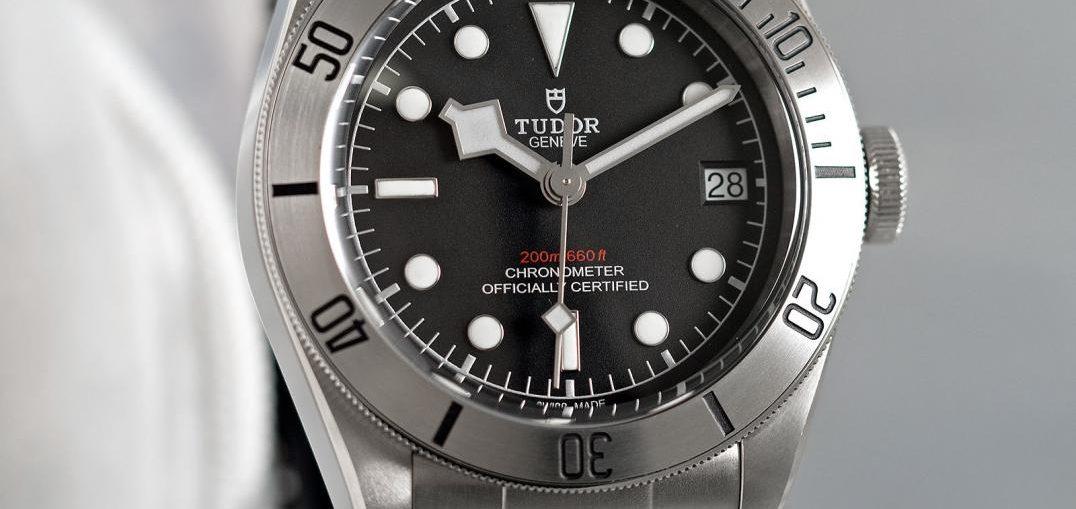 Tudor Black Bay Steel 8
