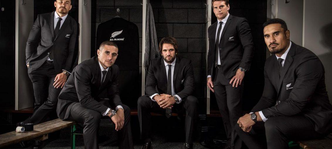 Tudor New Zealand All Blacks 1