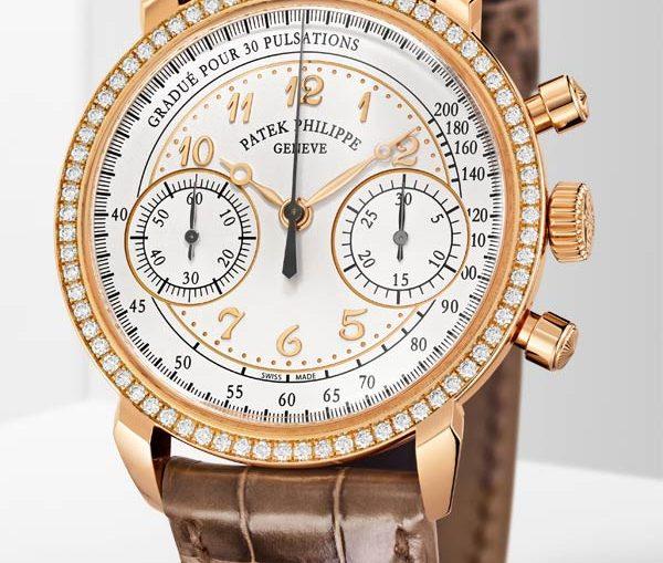 Chronographe pour dames référence 7150/250R-001