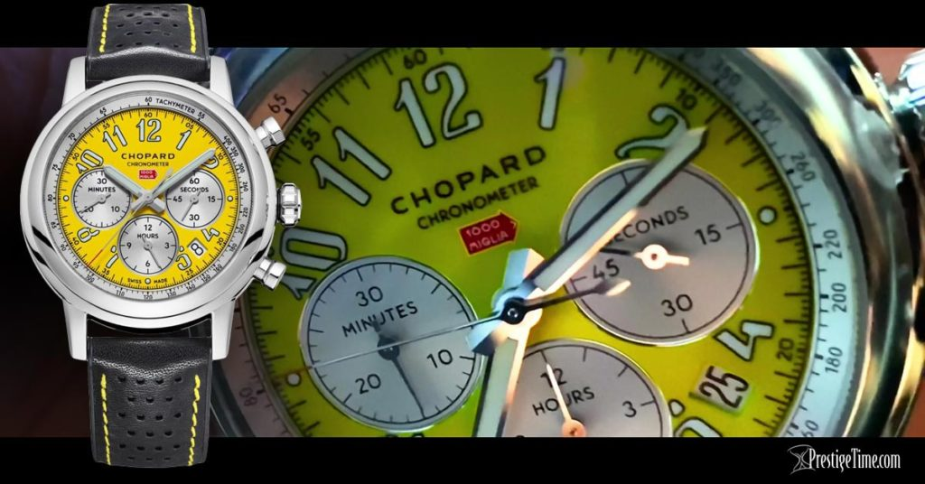 Underground Chopard Mille Miglia Chronograph Racing Colors