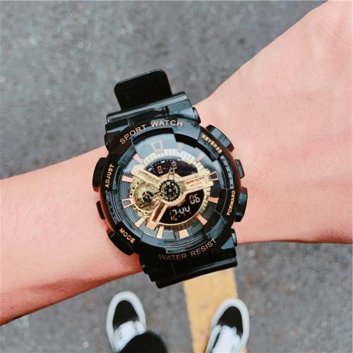 black-mens-watch-skeleton