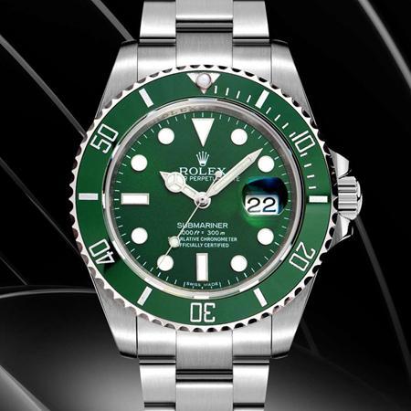 green-watch-mens