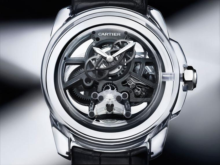 Astrotourbillon Carbon